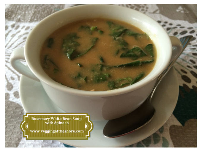 Rosemary White Bean Soup