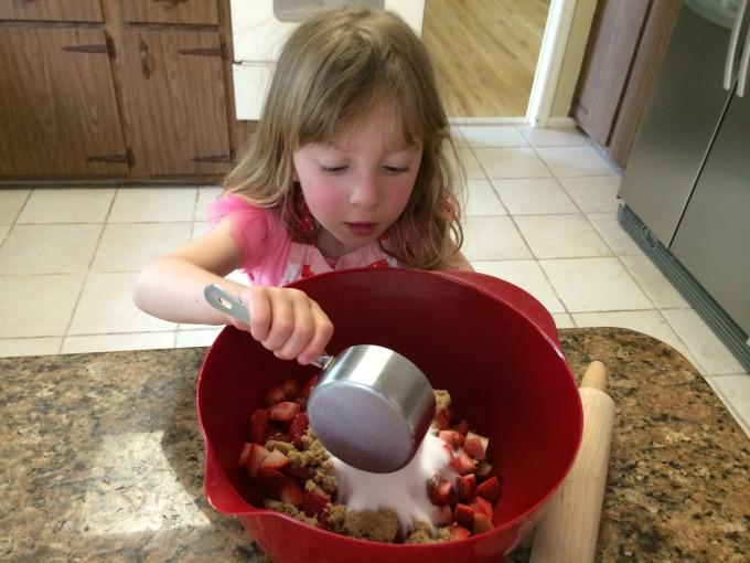 Combining Fruit Ingredients