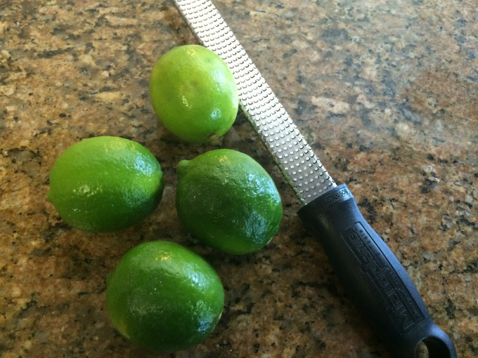 Lime Zester