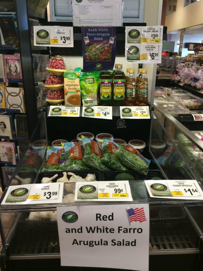 Supermarket Meal of the Week
