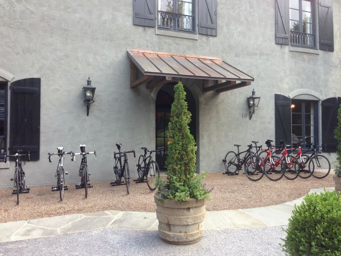 Outside Bikes