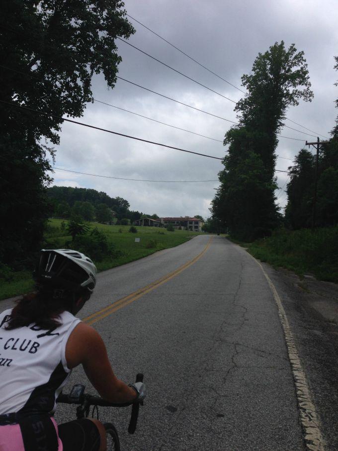 Ride Uphill