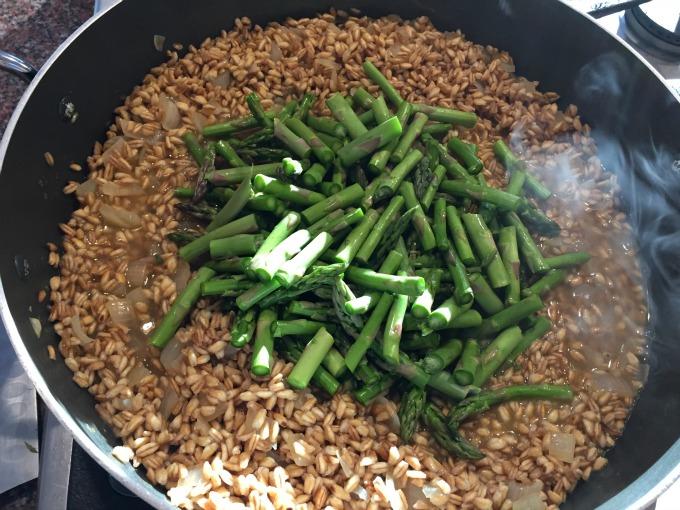 Added Asparagus