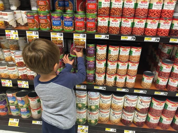 Choosing Beans
