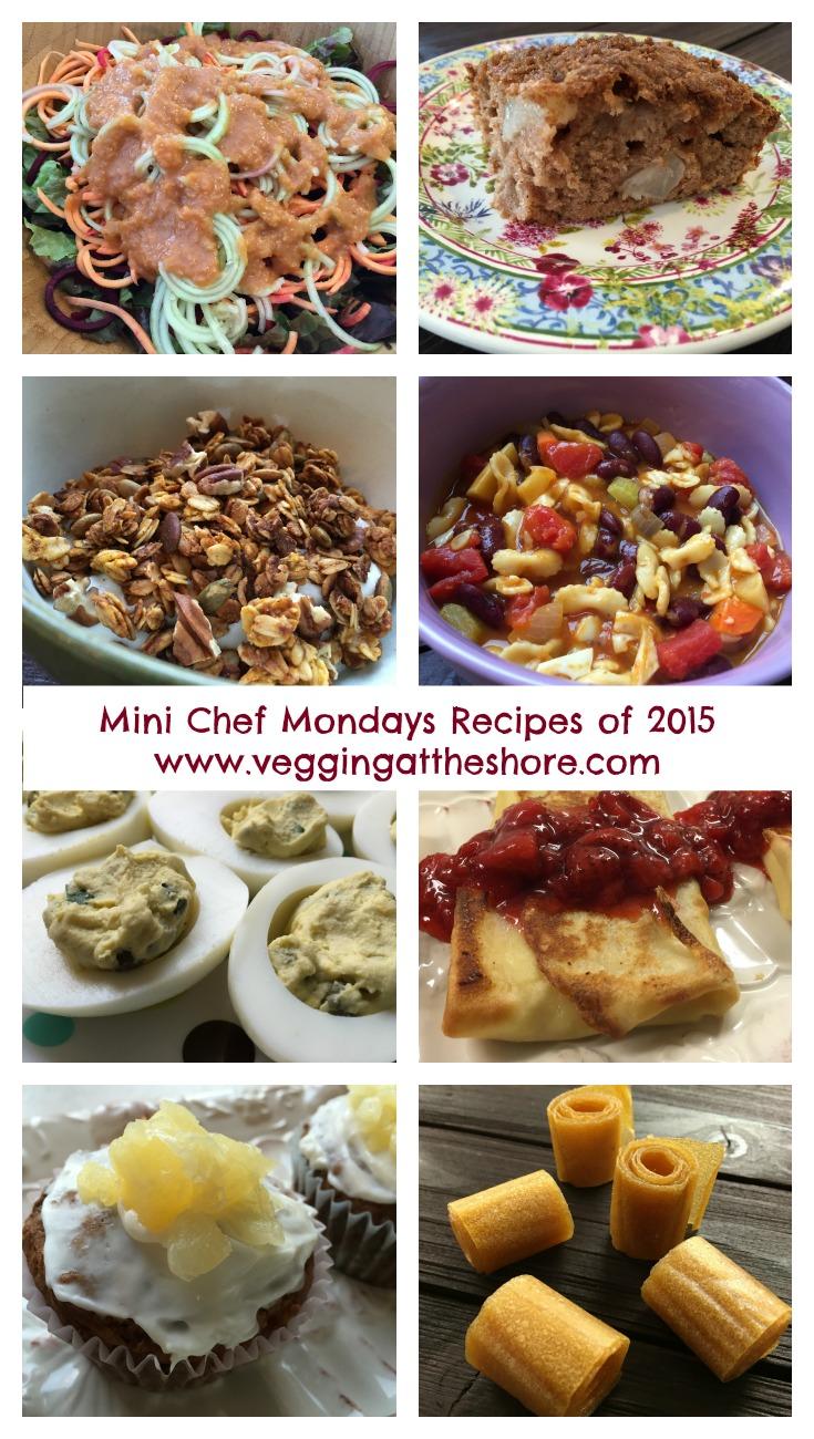 MCM 2015 Recipes