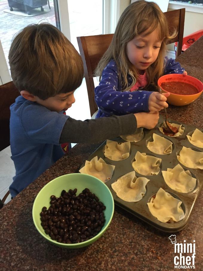 Assembling Lasagnas