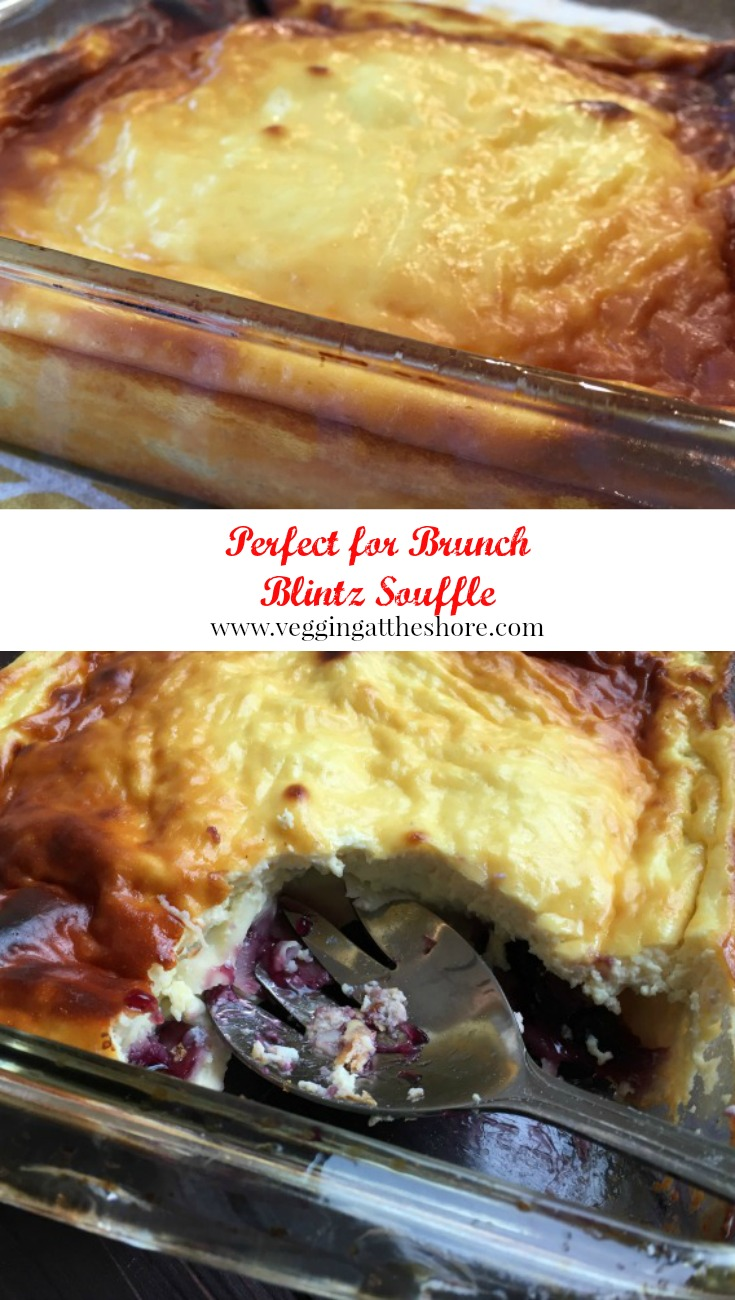 Brunch Blintz Souffle