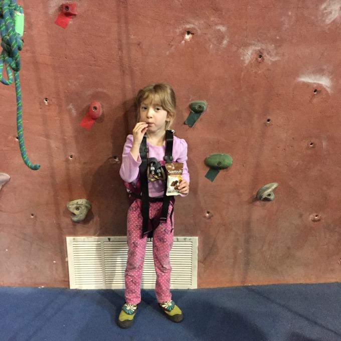 Climbing Snack