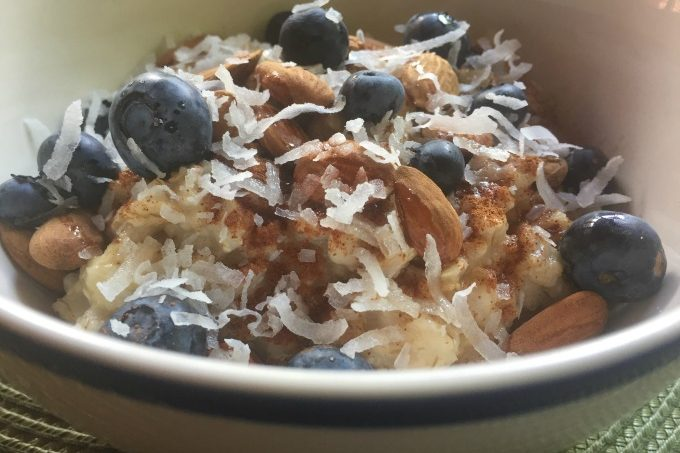 Make Your Own Oatmeal