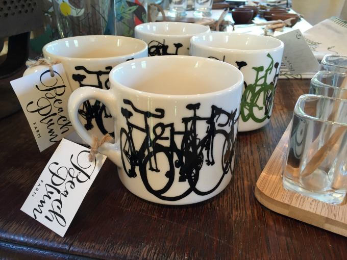 Beach Plum Mugs