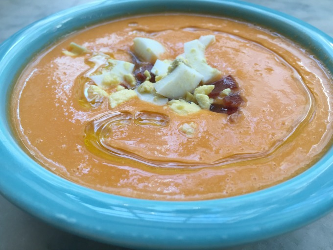 Chilled Spanish Tomato Soup