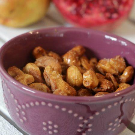 pomegranate-cashews