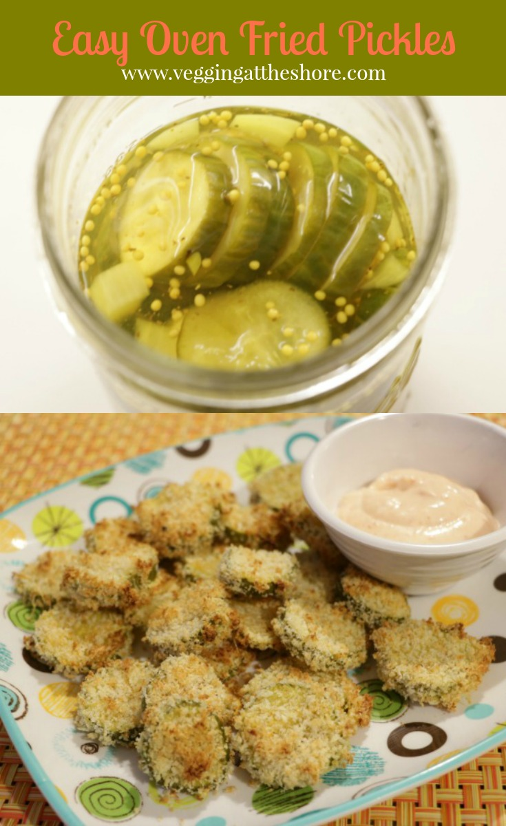How to Make Oven-Fried Pickles advise