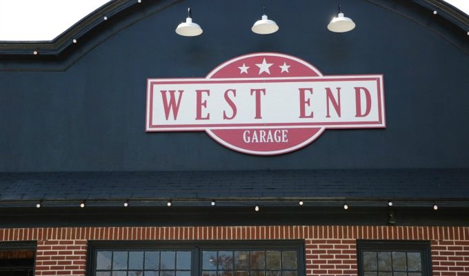 West End Garage in Cape May