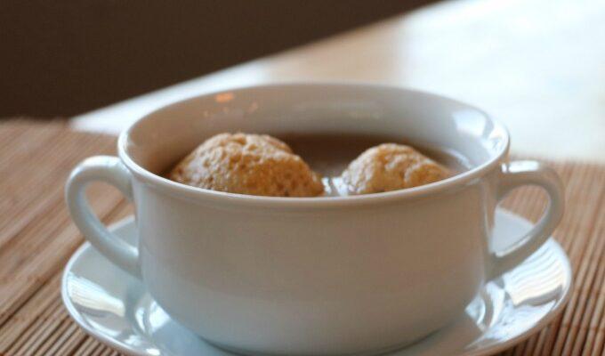 Easy Matzoh Ball Soup